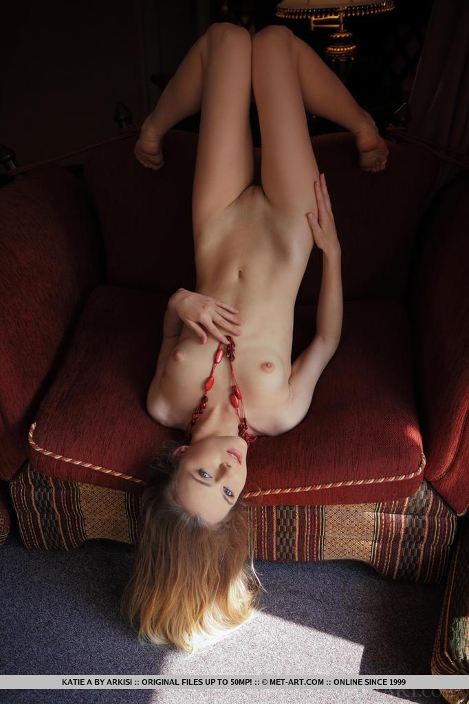 Эротические фотосеты Katie A