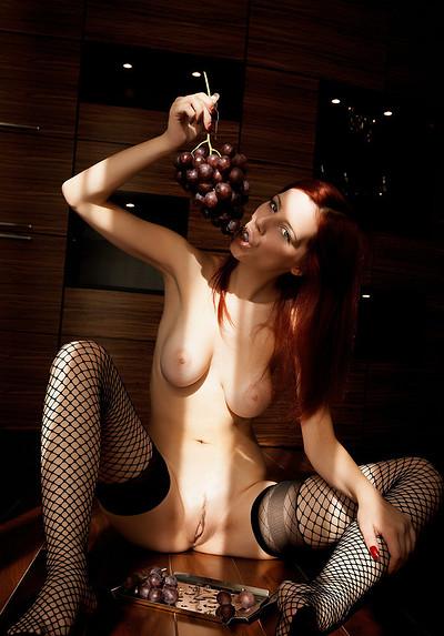 Ariel A in Fruttissima from Met Art
