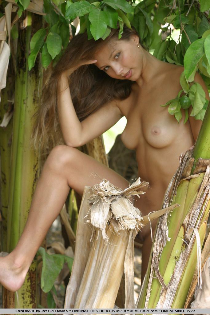 Эротический фотосет Sandra B