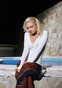 Sabrina D Nude in Gillioss at Metart Hunter