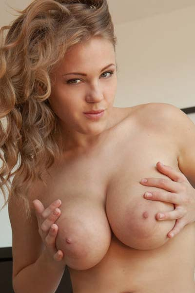 Cute Viola Bailey displays her hot boobs and tasty pussy