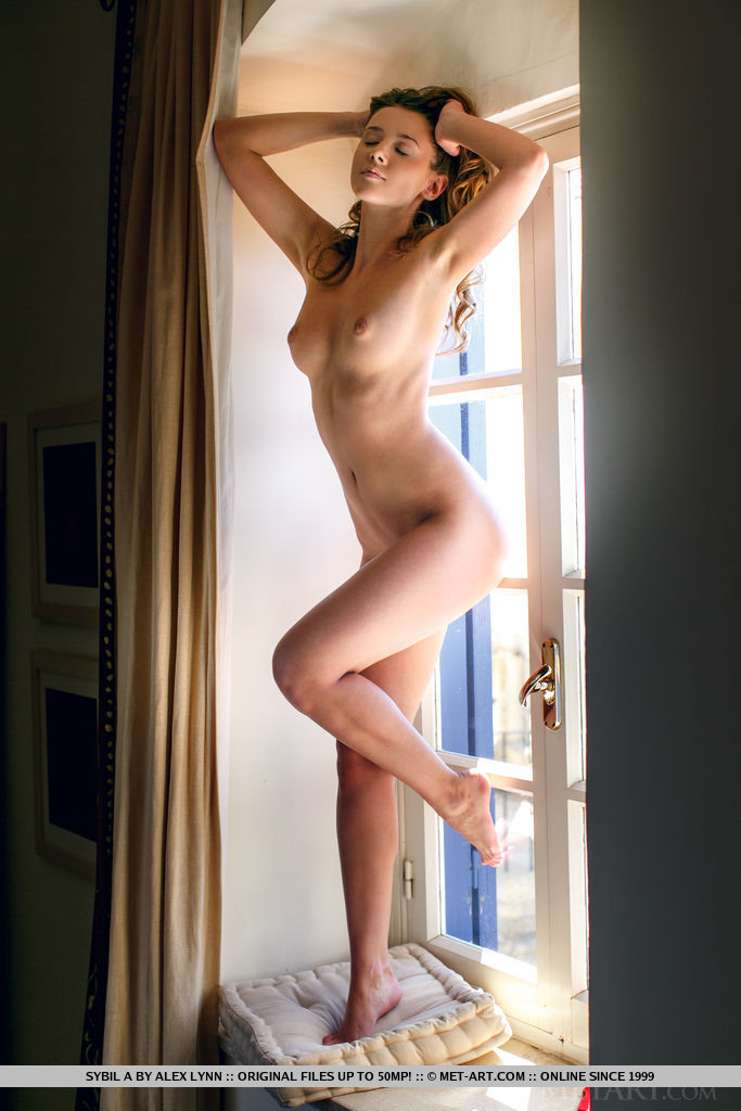 Эротические фотосеты Sybil A