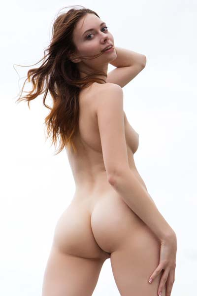 Beautiful Kei A displays her slender body and trimmed snatch