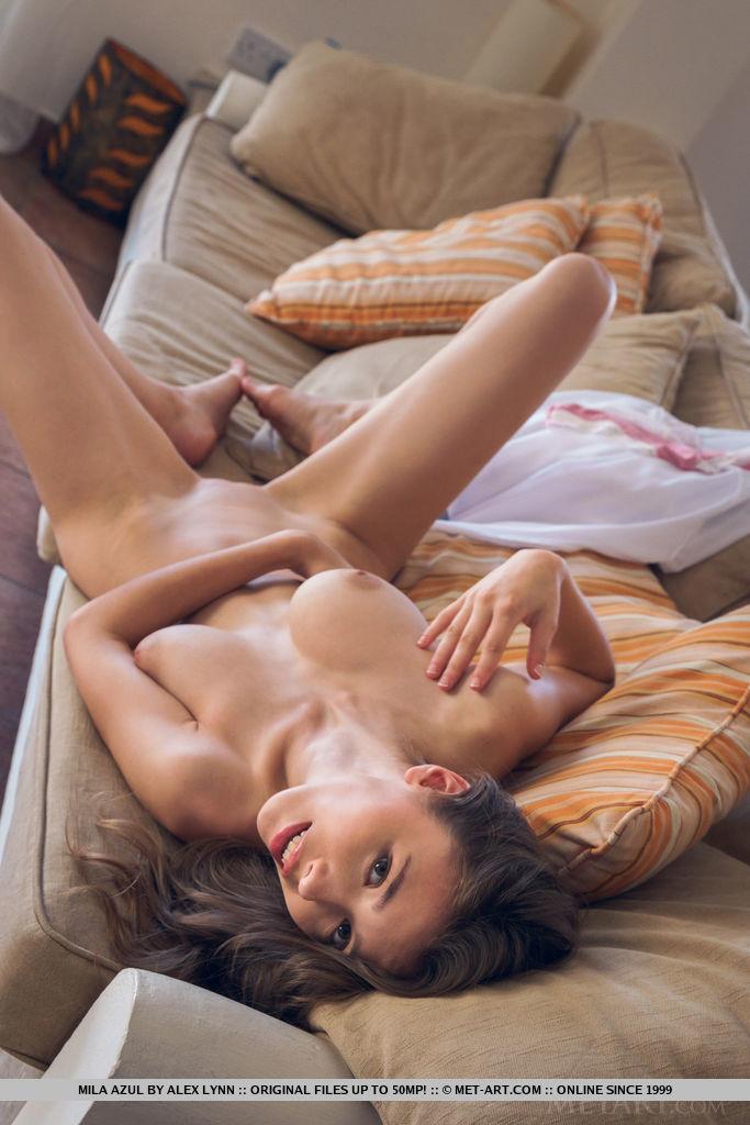 Эротические фотосеты Mila Azul (Екатерины Волковой)