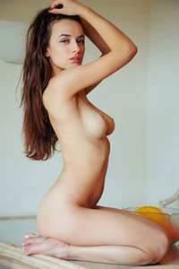 Gloria Sol is gorgeous babe with amazing body curves that will make you horny in a seconds
