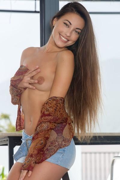 Lorena B in Breonda from Met Art