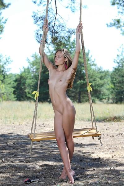 Mirabella  in Swing from Met Art