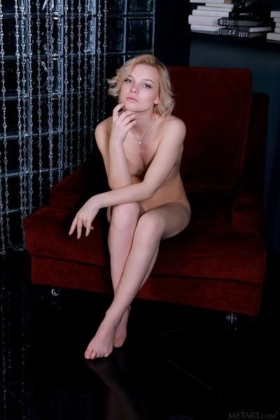 Hilary Wind in Crystal Queen from Met Art