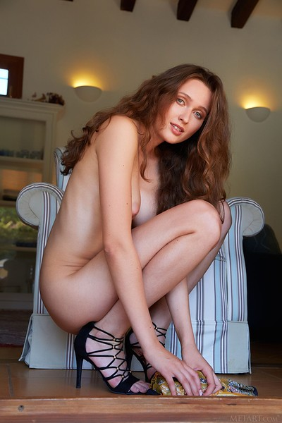 Stacy Cruz in Glamorous Gams from Met Art