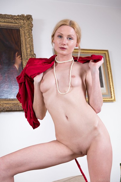 Gerda Rubia in Celebration from Met Art