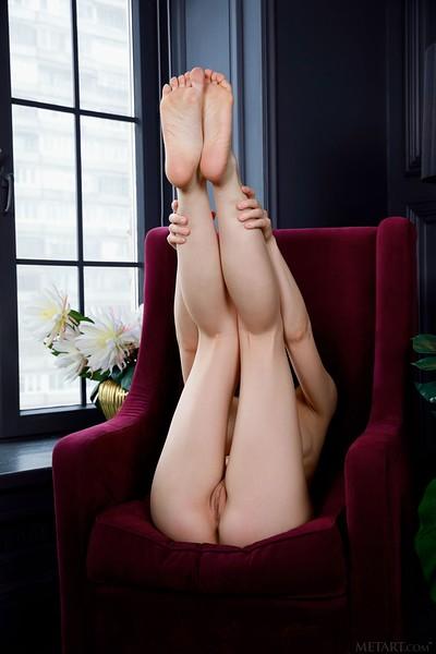 Nicki Adani in Window To My Soul from Met Art