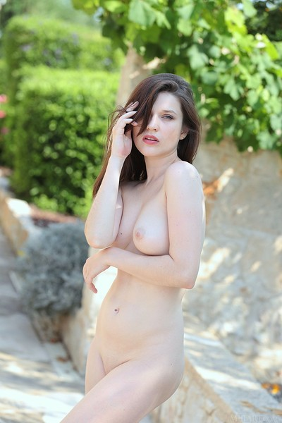 Serena Wood in Subtly Sexy from Met Art