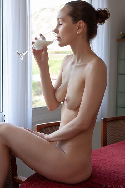 Megan Muse in Got Milk from Met Art