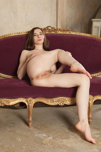 Clary in My Bodysuit from Met Art