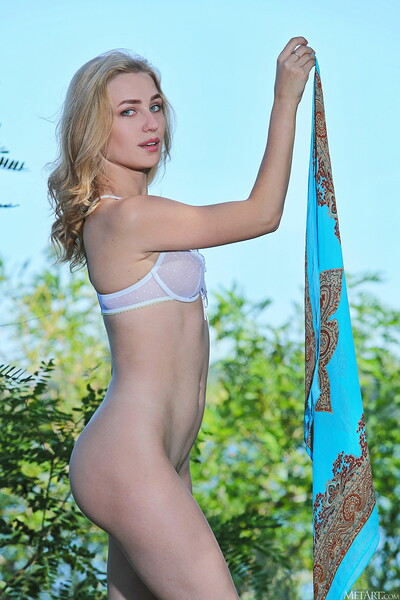 Oniska in Thats A Wrap from Metart