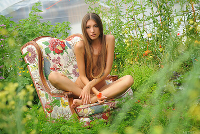 Saju A in Garden Beauty from Metart