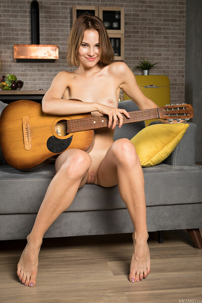 Diana Jam in Rock Out from Metart